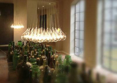 Lampe - Hängeleuchte - Designerlampe - Bar - Restaurant