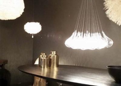 Lampe - Hängeleuchte - Designerlampe - design - Hängelampe