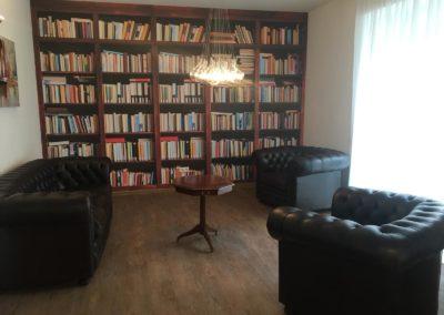 Möbeltante - Sofias Tagespflege - Sessel - Lesezimmer