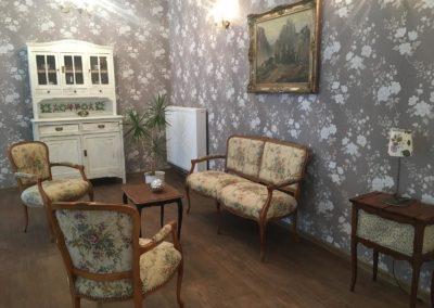 Möbeltante - Sofias Tagespflege - Sitzgruppe